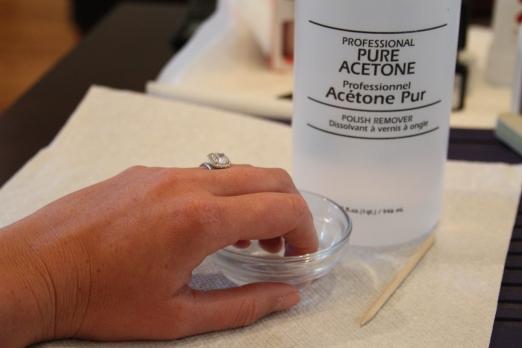 Acetone Remover
