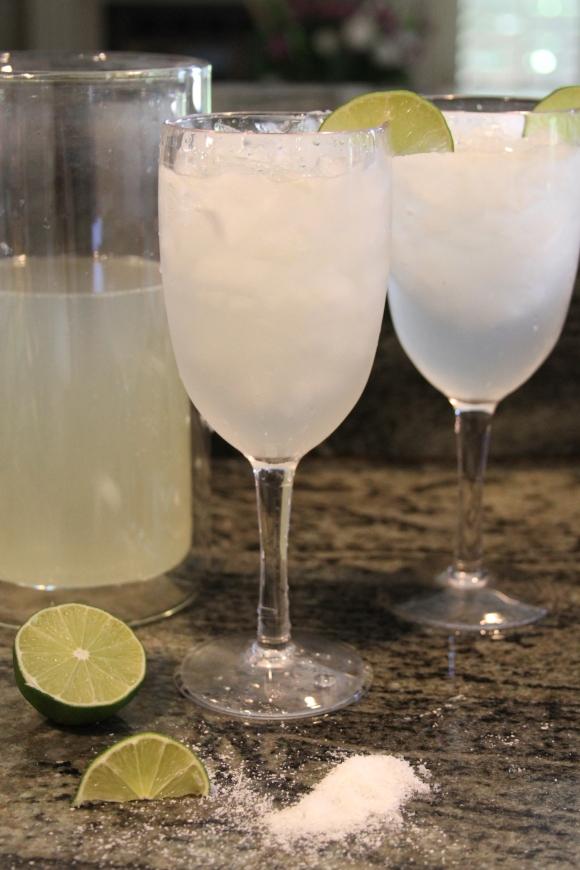 tequila spritzer
