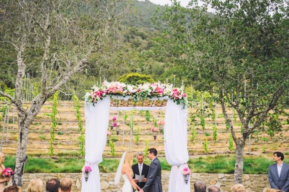 Carmel Valley Ranch Wedding