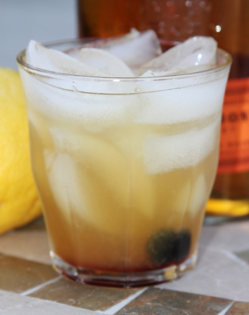 Ginger Whiskey