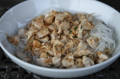 Glass Noodles Chicken