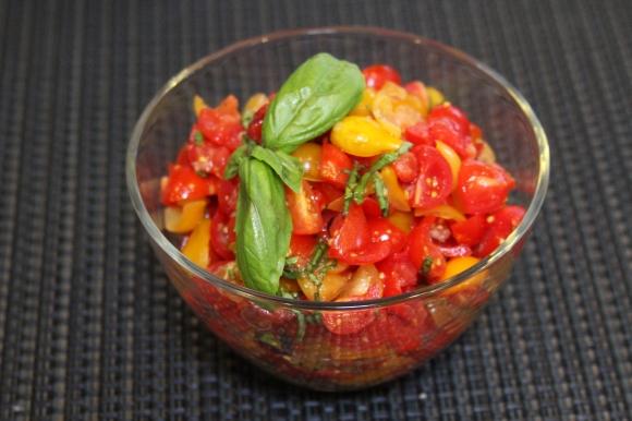 Tomato Garlic Basil