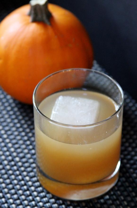 Apple Ginger Lemon Cider