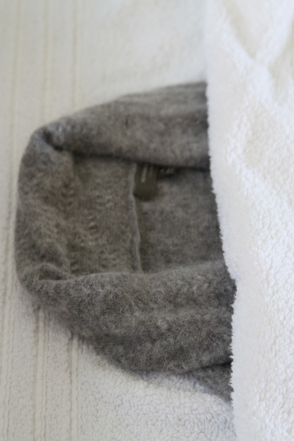 Towel Dry
