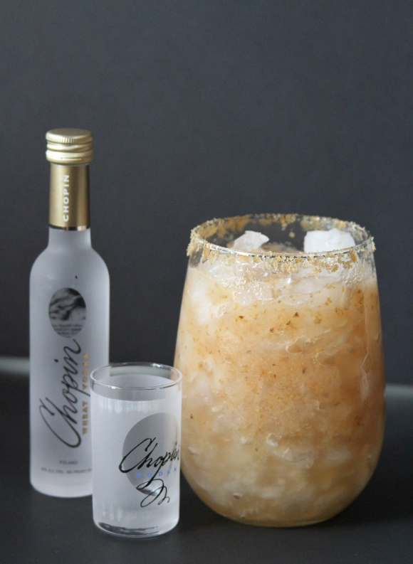 Ginger Pear Vodka