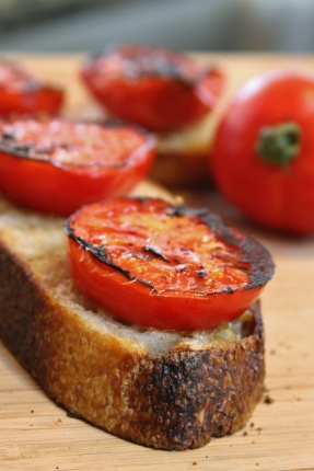 Charred Tomato