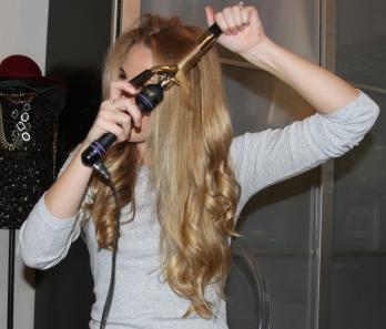 Curl Crown of Hair