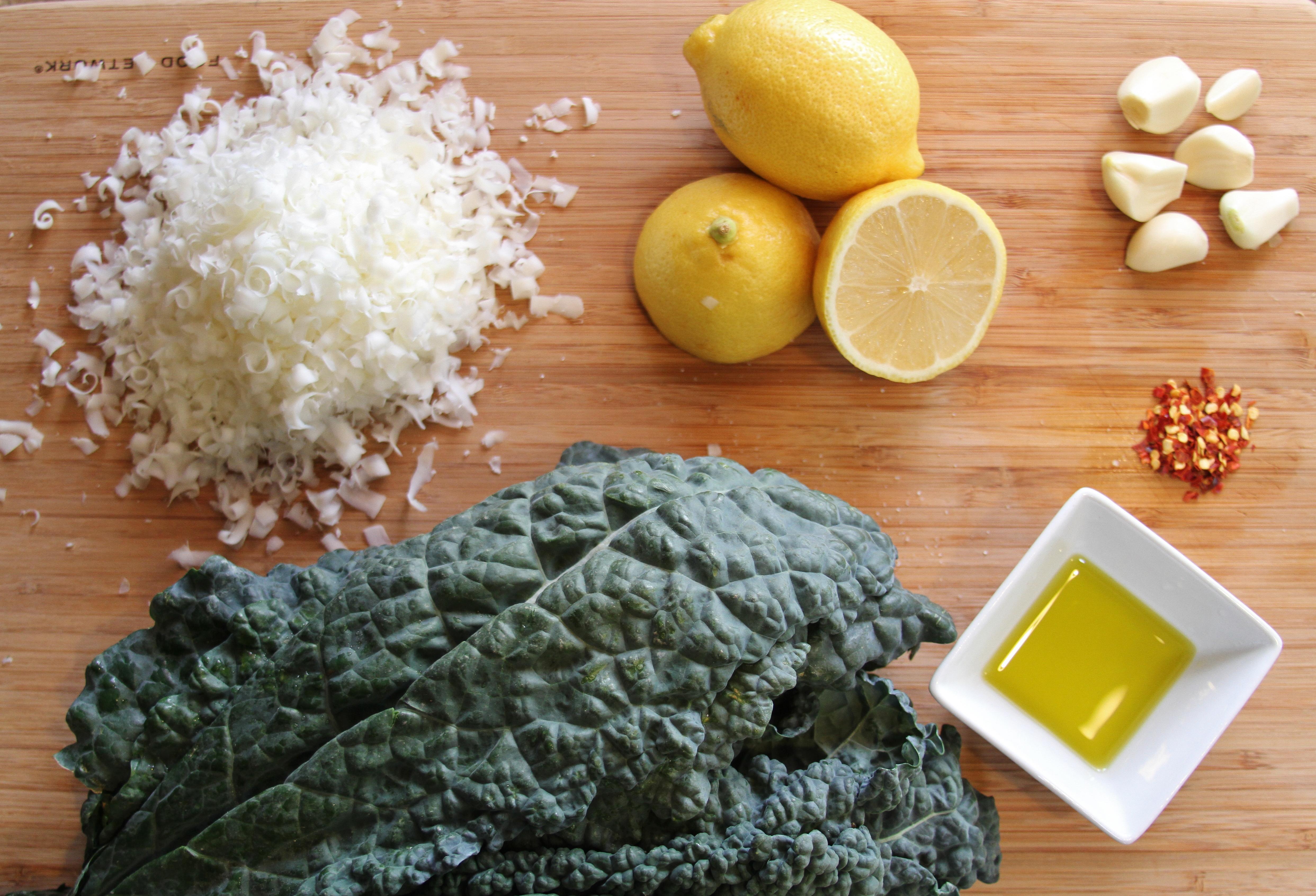 Lacinato Kale Salad