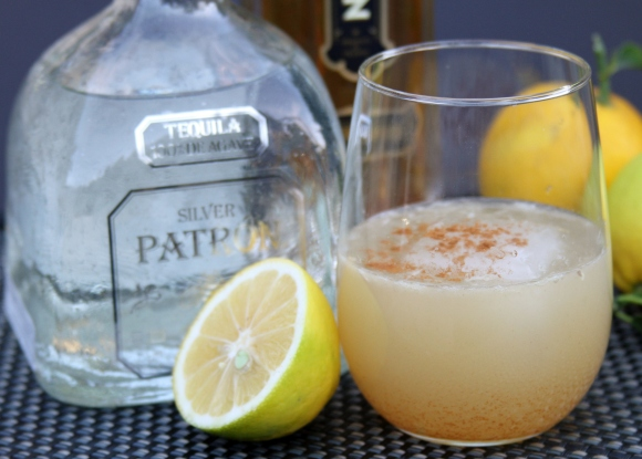 Fall Tequila Cocktail