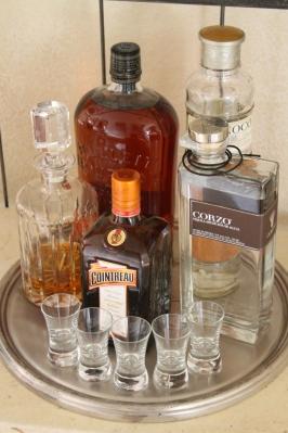 Liquor Set Up