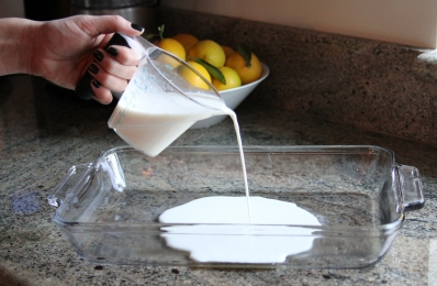 Pour Milk