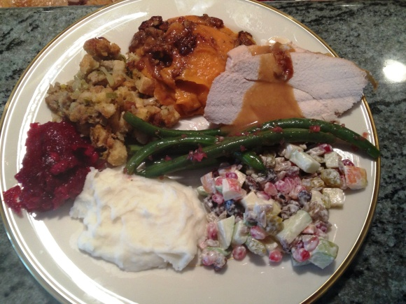 Thanksgiving Meal
