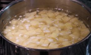 Boiling Potato